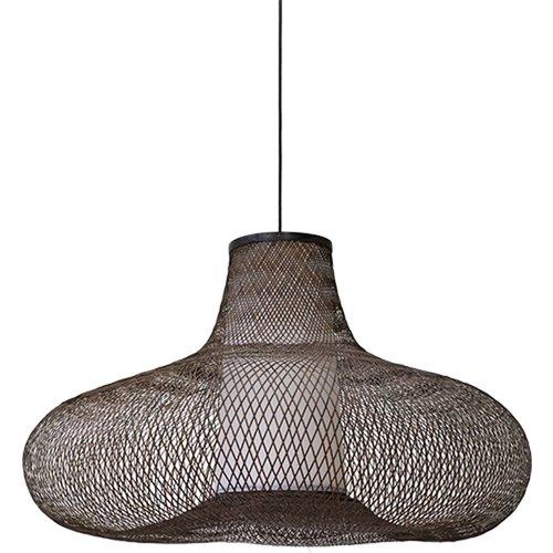 """Fine Asianliving Bamboe Hanglamp Handgemaakt - """"Gino"""""""