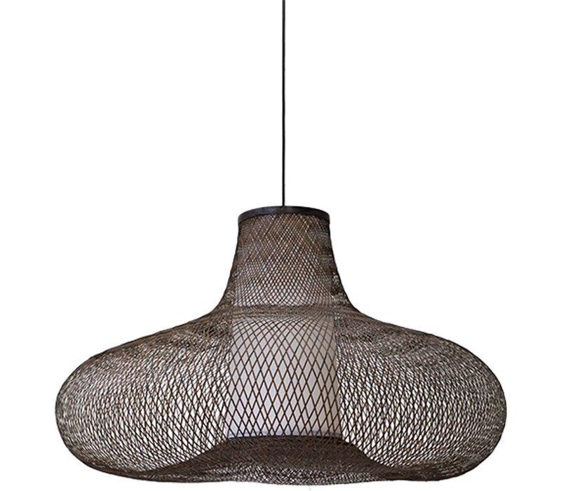 Fine Asianliving Bamboe Hanglamp Handgemaakt - ''Gordon''