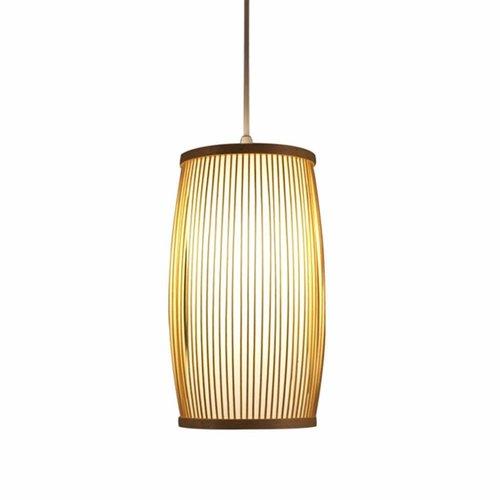 Bamboe Hanglamp Handgemaakt - Elise