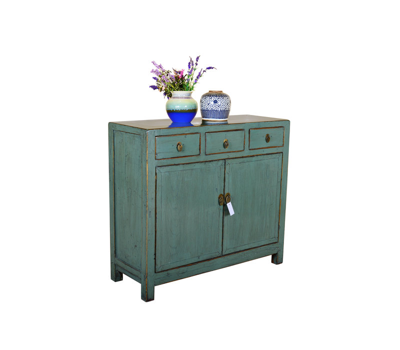 [PREORDER WEEK48] Antique Chinese Sideboard Hand Painted Mint