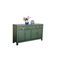 [PREORDER WEEK48] Antique Chinese Sideboard Hand Painted Mint - Yunnan