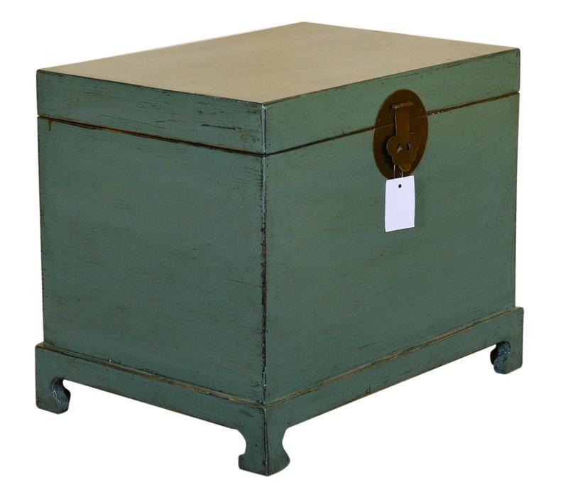 Fine Asianliving Antieke Chinese Kist Mint - Shanxi B62xD45xH51cm