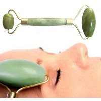 Fine Asianliving Jade Massage Face Roller