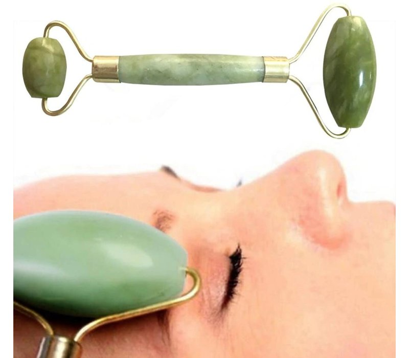 Fine Asianliving Jade Massage Gezicht Roller