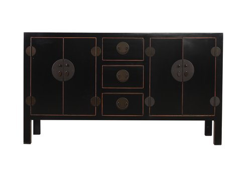 Fine Asianliving Fine Asianliving Chinese Sideboard Black