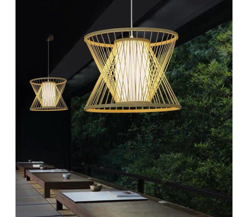 Bamboe Hanglamp Handgemaakt - Naomi