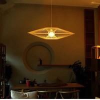 Fine Asianliving Luminaire Lustre Abat-Jour en Bambou - Stella D90cm