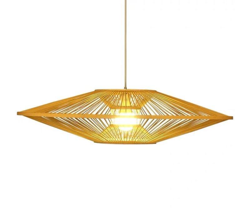 Bamboe Hanglamp Scarlet D60cm