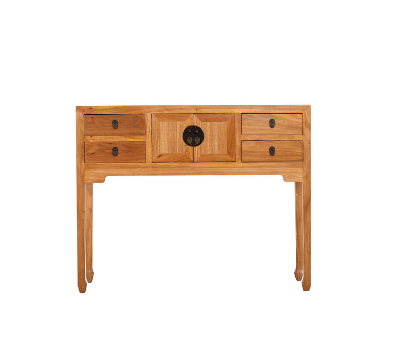Fine Asianliving Chinese Sidetable Nature Collection