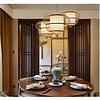 Fine Asianliving Fine Asianliving Ceiling Light Bamboo Lampshade Handmade - Adeline