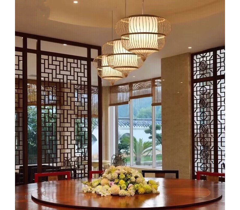 Bamboe Hanglamp Adeline