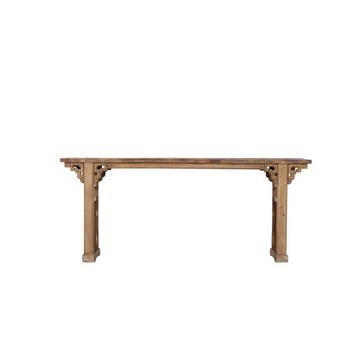 Fine Asianliving Antique Altar Table Handcrafted Natural