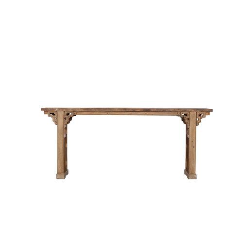 Table d'Autel Antique Fine Asianliving Artisanale Naturelle