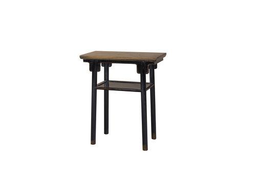 Fine Asianliving Table chinoise en bois d'orme