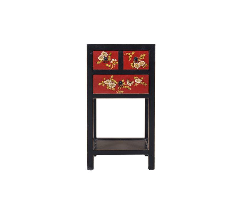Chinese Plantentafel Handbeschilderd