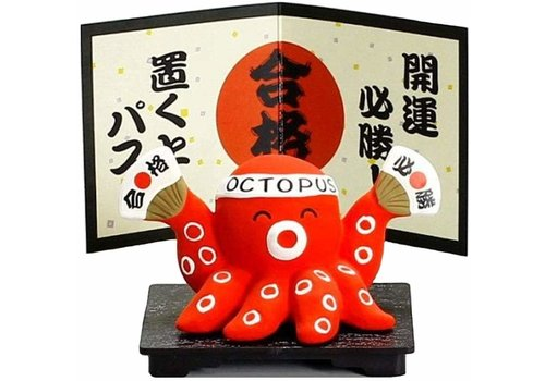 "Fine Asianliving Lucky Octo-Pass ""Succes - Good Luck"""