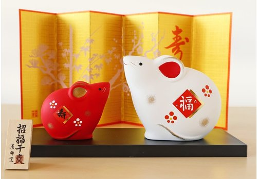 Fine Asianliving Lucky Rat Zodiac 2020 - Besties Limited Edition