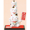 Fine Asianliving Lucky Cats Cheerful