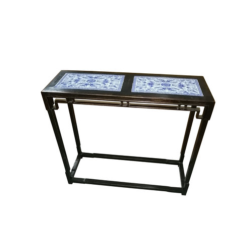 Table d'appoint chinoise traditionnelle