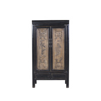 Chinese Cabinet Medium Hand Craved Designed