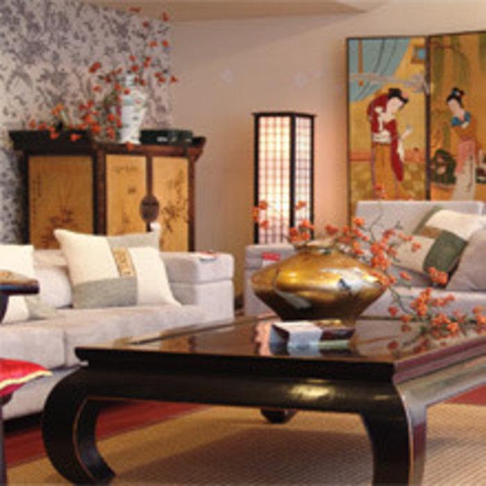 Orientalische Möbel