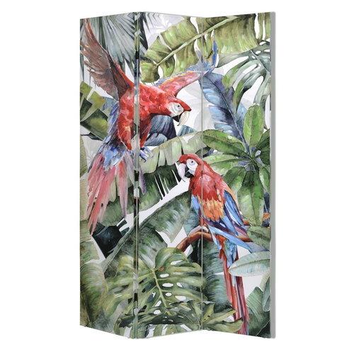 PREORDER WEEK 10 Kamerscherm Botanic Garden Parrots Papegaai BD19P002B