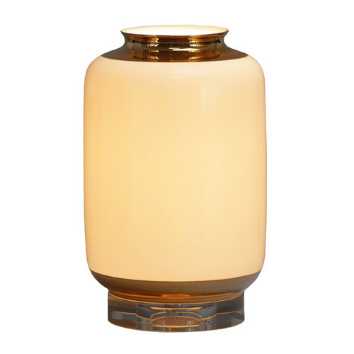 Oriental Table Lamp Porcelain