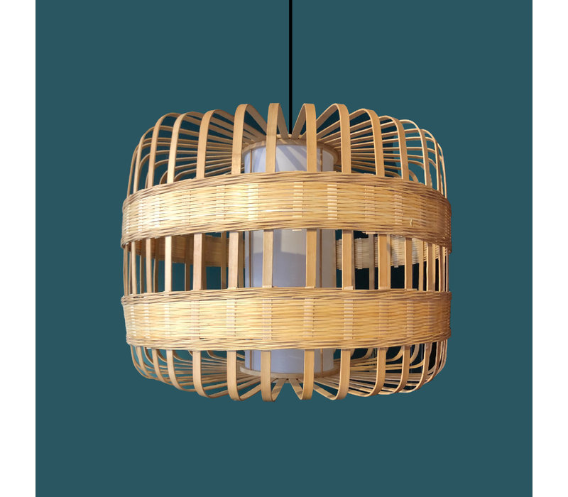 Suspension en Bambou Fait Main - Belinda