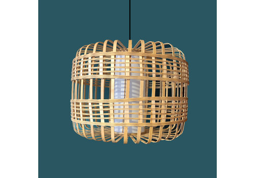 Fine Asianliving Ceiling Light Pendant Lighting Bamboo Handmade - Brittany
