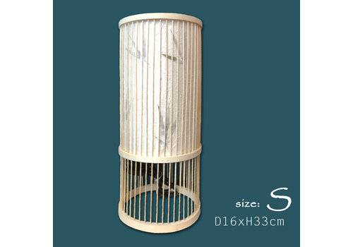 Fine Asianliving Table Lamp Bamboo Handmade Designed (S size) – Ellen