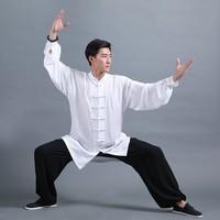 Tai Chi Kung Fu Schoenen Witte Zool Maat 45