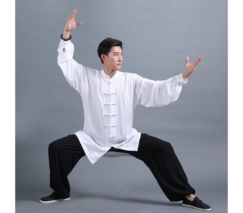 Tai Chi Kung Fu Schoenen Witte Zool Maat 46