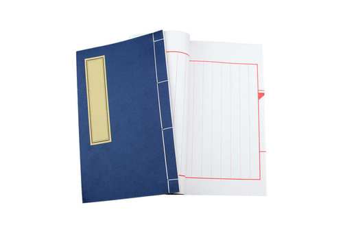Fine Asianliving Fine Asianliving Chinese Calligraphy Traditional Writing Notebook 50 Sheets