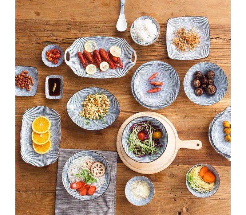 Fine Asianliving Japans Servies Nippon Chigusa Selection - Serveerschaal 15x4.5cm
