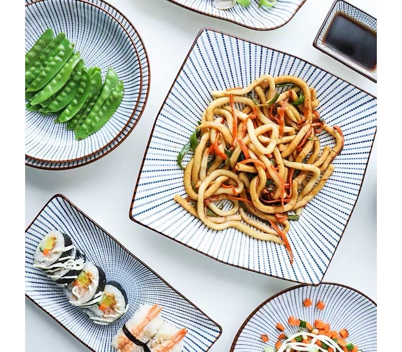 Fine Asianliving Japans Servies Nippon Chigusa Selection - Kom 11.5x6cm