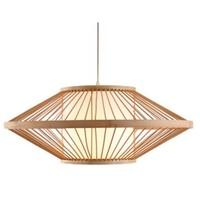 Bamboo Pendant Lamp Ceiling Lampshade Handmade - Sienna