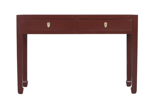Fine Asianliving Chinese Sidetable Scarlet Rouge - Orientique Collection L120xW35xH80cm