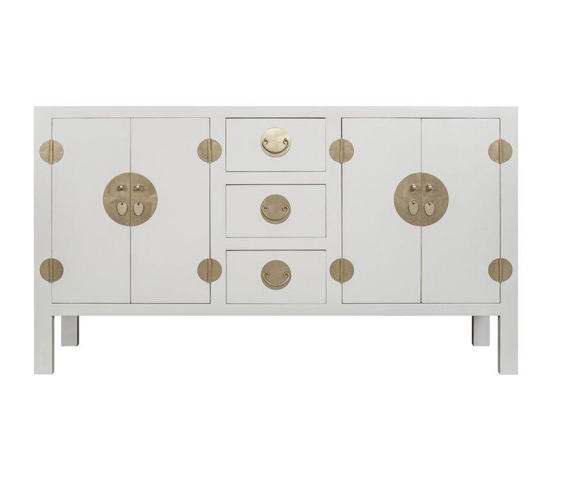 Chinese Dressoir Moonshine Greige - Orientique Collection L160xB50xH90cm