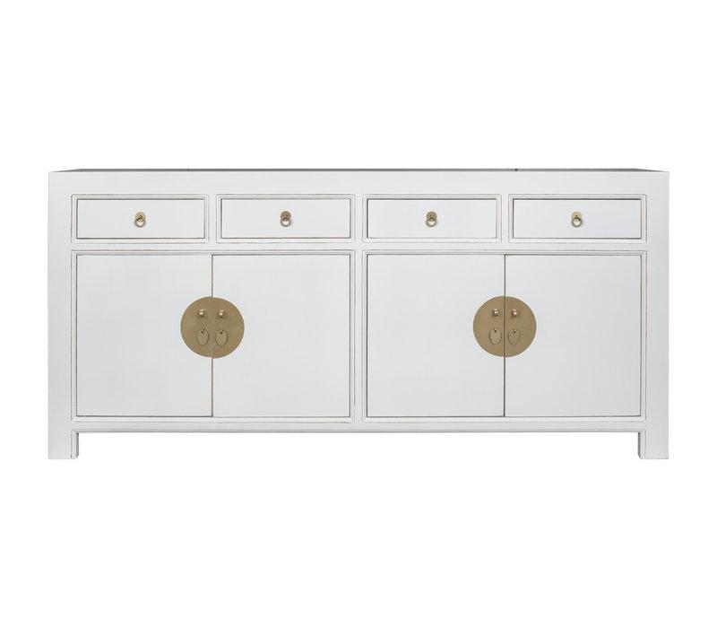 Aparador Chino Blanco - Orientique Colección A180xP40xA85cm