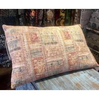 Indian Cushion Cover 60x40cm Handmade