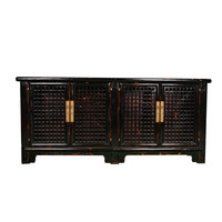 Antique Chinese Sideboard with Marble on Top W187xD42xH85cm