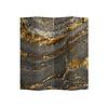 Fine Asianliving Fine Asianliving Kamerscherm Scheidingswand 4 panelen  Marble Earth  L160xH180cm