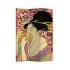 Fine Asianliving Fine Asianliving Paravent Cloison Amovible Séparateur de Pièce 3 Panneaux Japanese Geisha L120xH180cm