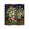 Fine Asianliving Fine Asianliving Kamerscherm 4 Panelen Still Life with Flowers van Gogh L160xH180cm
