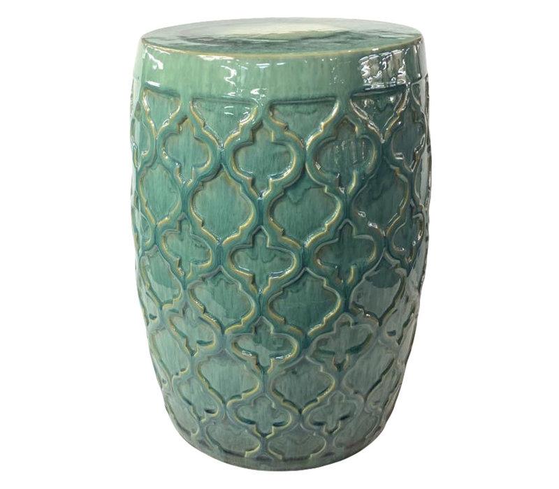 Taburete Ceramica Chino