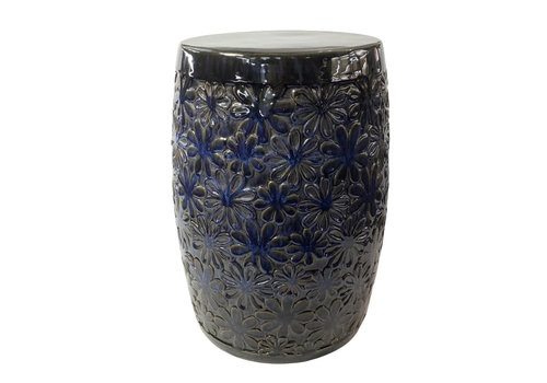 Fine Asianliving Fine Asianliving Ceramic Garden Stool Porcelain