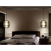 Fine Asianliving Fine Asianliving Deckenleuchte Pendelleuchte Beleuchtung Bambus Lampenschirm Handgefertigt - Dylan