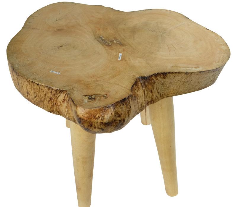 Tisch Couchtisch Mangoholz Natur Handgefertigt in Thailand