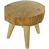 Fine Asianliving Table Solid Mango Wood Handmade in Thailand Natural
