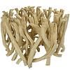 Fine Asianliving Couchtisch Holz Lianenzweige B80xH45cm